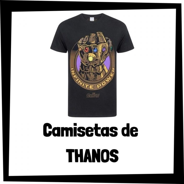 Camisetas de Thanos