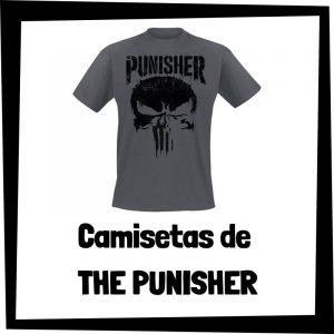 Camisetas de The Punisher