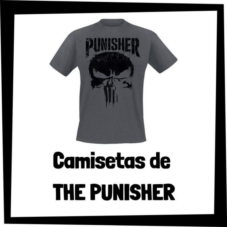 Lee más sobre el artículo Camisetas de The Punisher