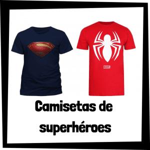 Las mejores camisetas de superhéroes de Marvel y DC - Camisetas baratas de superhéroes - Comprar camiseta de DC y Marvel