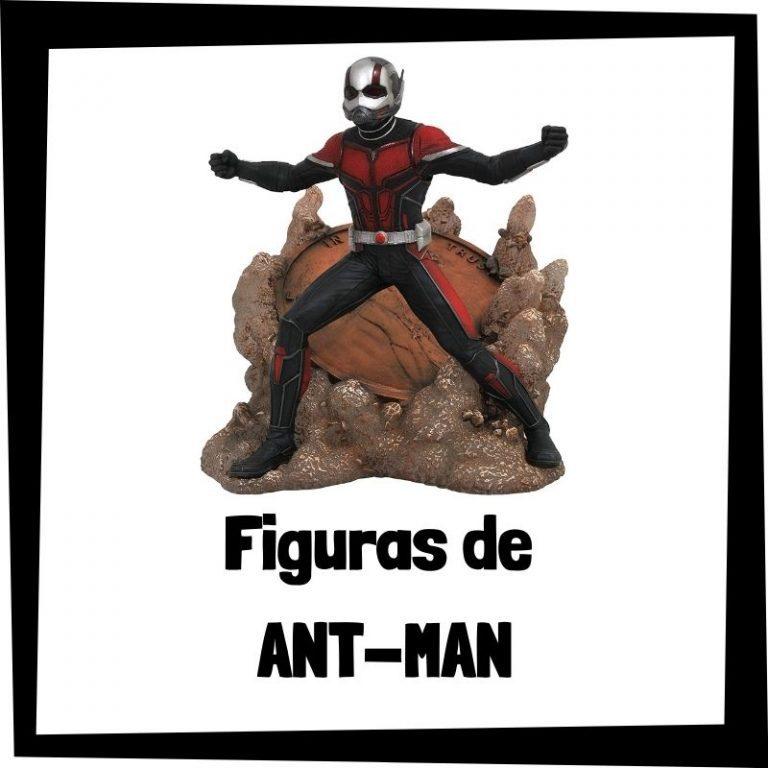 Lee más sobre el artículo Figuras de Ant-man