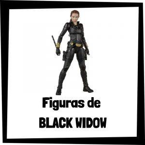 Figuras de Black Widow