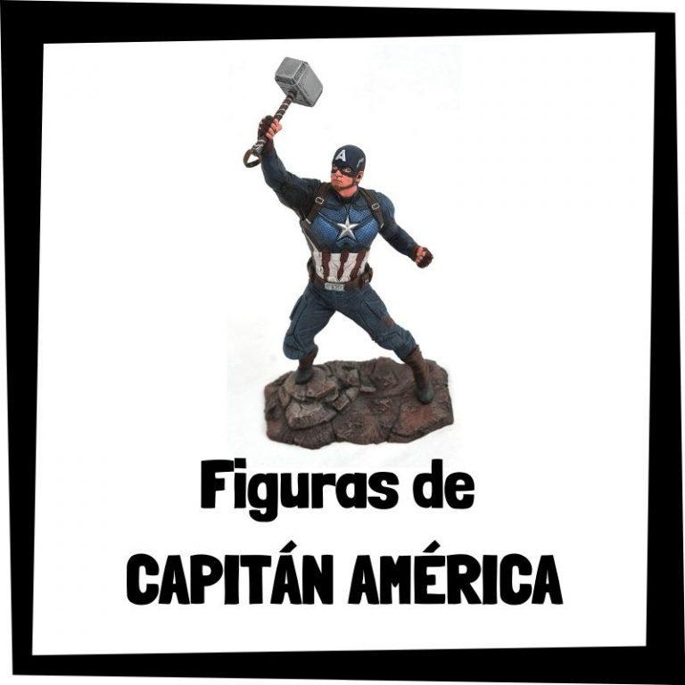 Lee más sobre el artículo Figuras de Capitán América