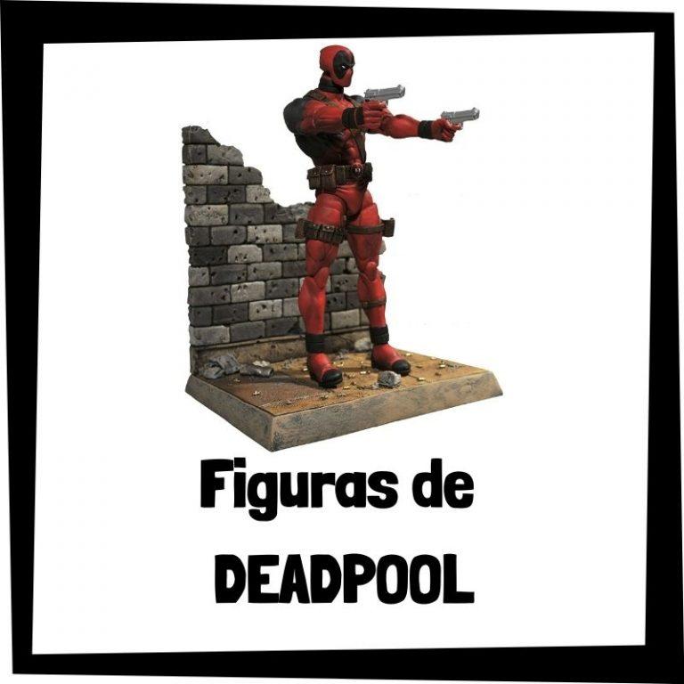 Lee más sobre el artículo Figuras de Deadpool