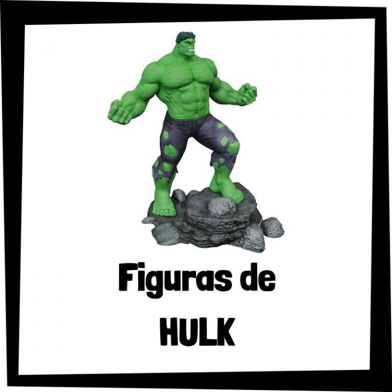 Lee más sobre el artículo Figuras de Hulk