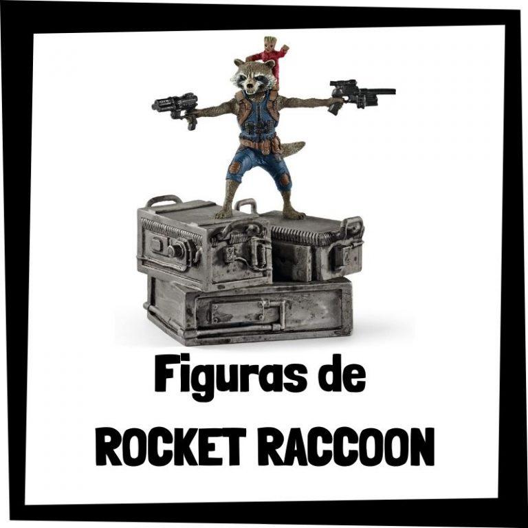 Lee más sobre el artículo Figuras de Rocket Raccoon