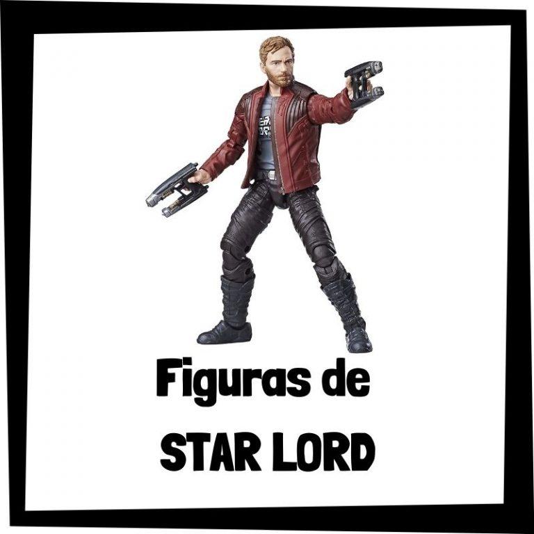 Figuras de Star Lord