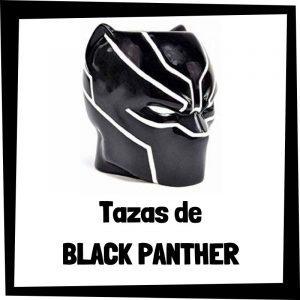 Tazas de Black Panther