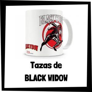 Tazas de Black Widow