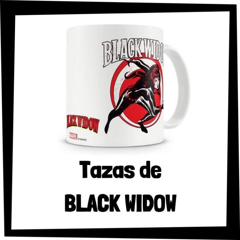 Lee más sobre el artículo Tazas de Black Widow