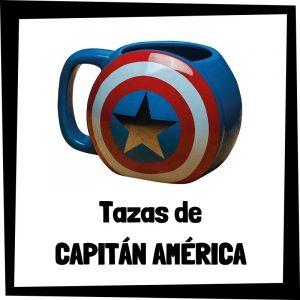 Tazas de Capitán América