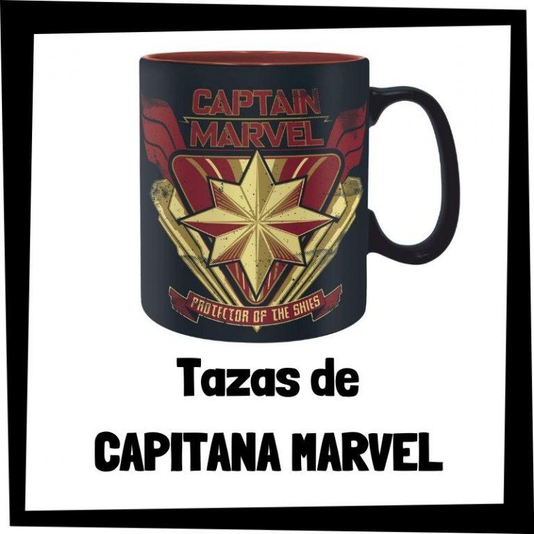 Lee más sobre el artículo Tazas de Capitana Marvel