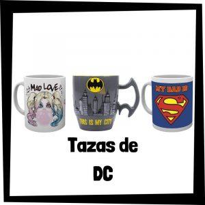 Las mejores tazas de DC - Tazas baratas de DC - Comprar taza de la Liga de la Justicia de DC