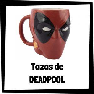Tazas de Deadpool