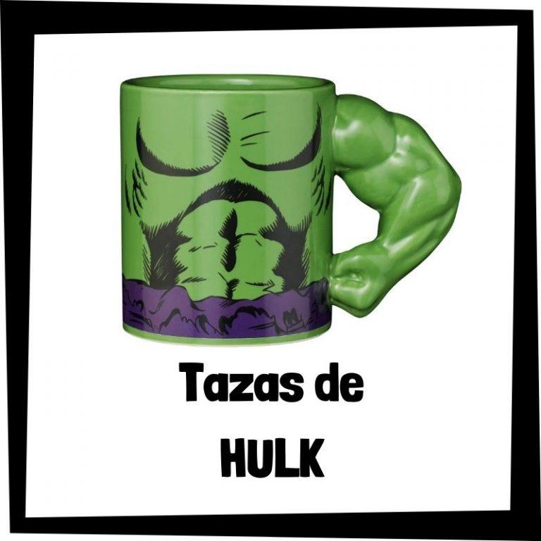 Lee más sobre el artículo Tazas de Hulk