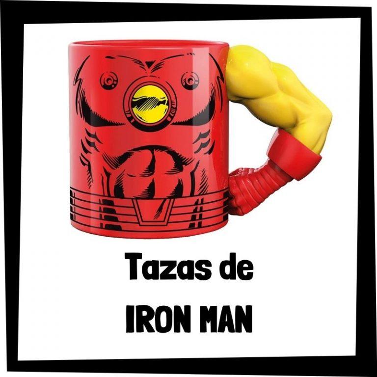 Tazas de Iron man