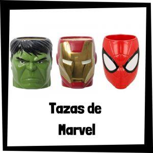 Las mejores tazas de Marvel - Tazas baratas de los Vengadores - Comprar taza de Marvel de los Vengadores