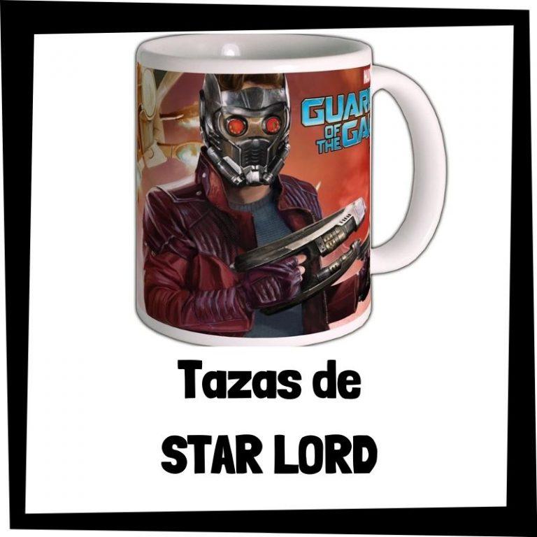 Tazas de Star-Lord