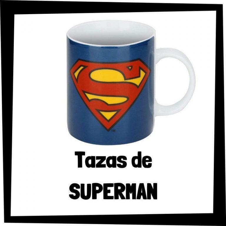 Tazas de Superman