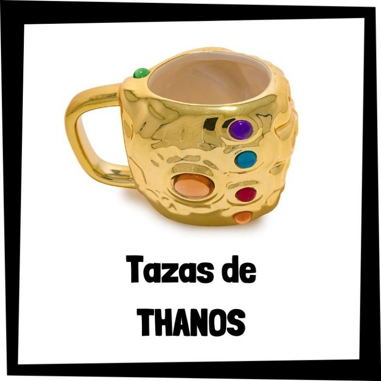 Lee más sobre el artículo Tazas de Thanos
