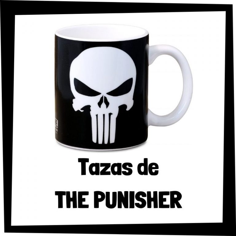 Tazas de The Punisher