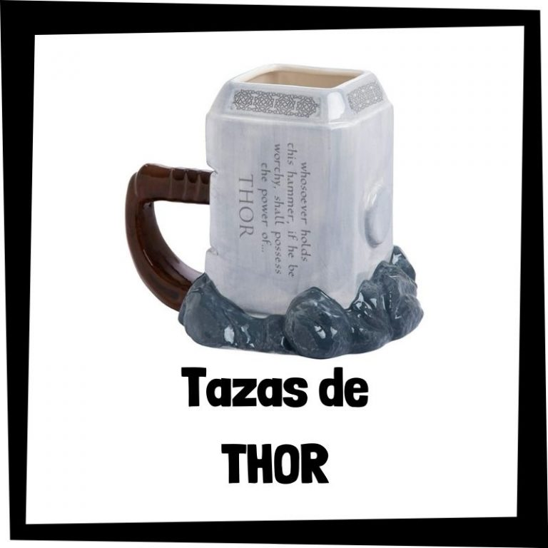 Tazas de Thor