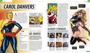 Los Vengadores La Enciclopedia - Las mejores enciclopedias de Marvel - Ejemplo 1