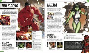 Los Vengadores La Enciclopedia - Las mejores enciclopedias de Marvel - Ejemplo 2