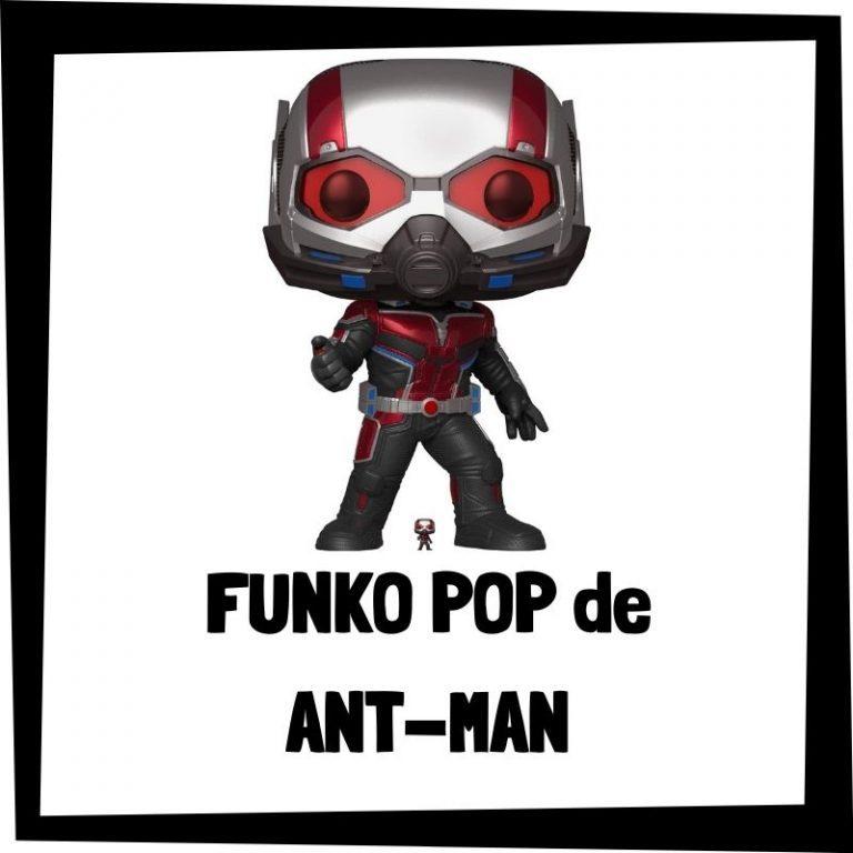 Lee más sobre el artículo FUNKO POP de Ant-man