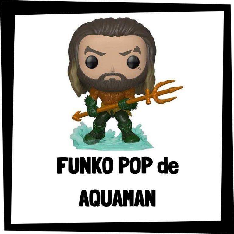Lee más sobre el artículo FUNKO POP de Aquaman