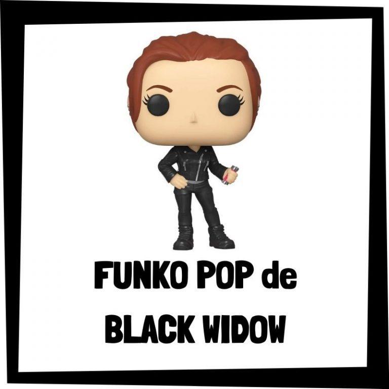 FUNKO POP de Black Widow