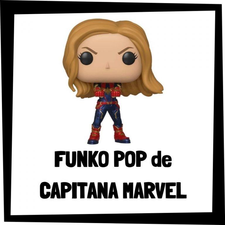 Lee más sobre el artículo FUNKO POP de Capitana Marvel