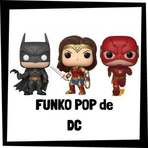 Los mejores FUNKO POP de DC - FUNKO POP baratos de la Liga de la Justicia - Comprar FUNKO de DC