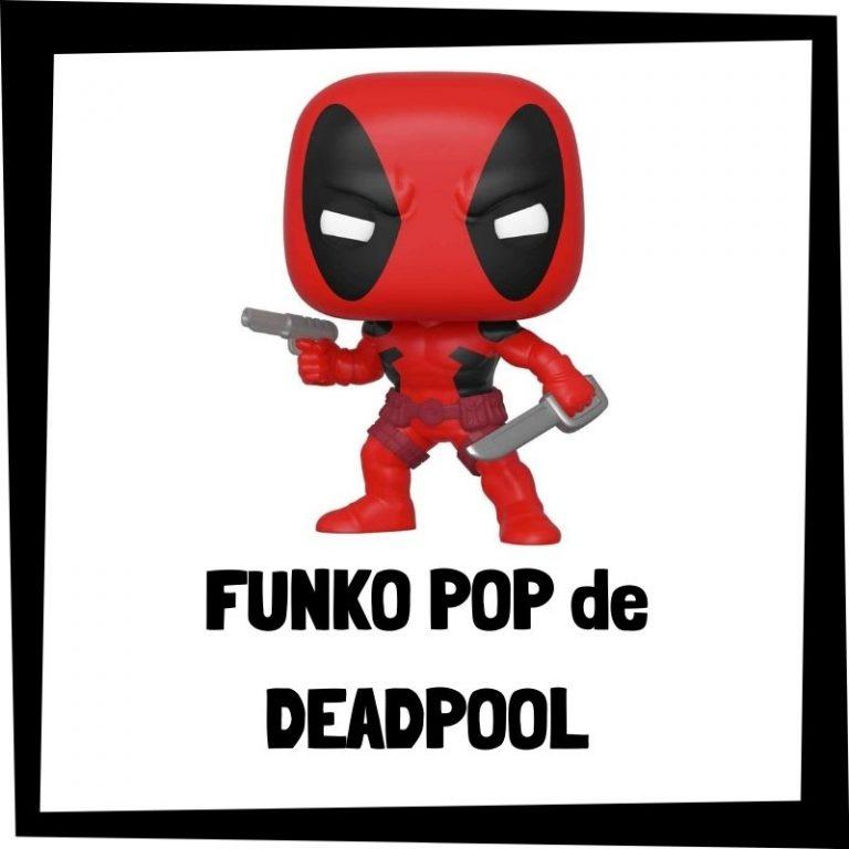 FUNKO POP de Deadpool