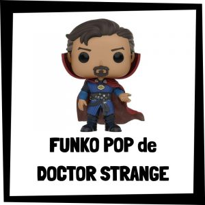 FUNKO POP de Doctor Strange