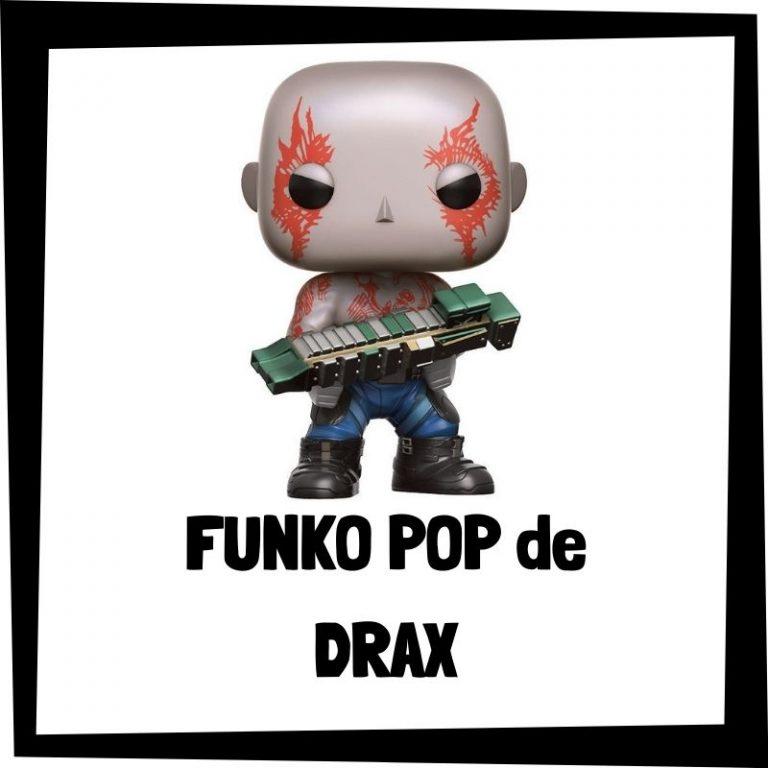 Lee más sobre el artículo FUNKO POP de Drax