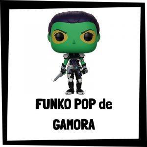 FUNKO POP de Gamora