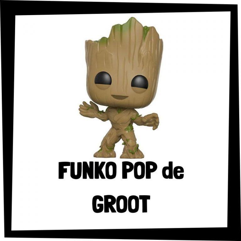 Lee más sobre el artículo FUNKO POP de Groot