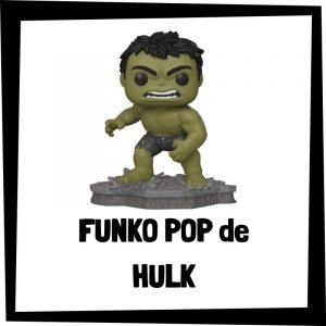 FUNKO POP de Hulk
