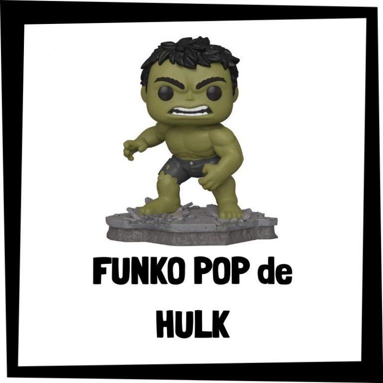 Lee más sobre el artículo FUNKO POP de Hulk