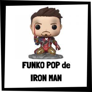 FUNKO POP de Iron man
