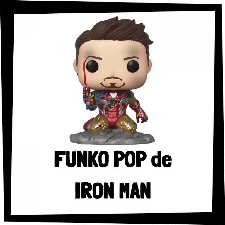 Lee más sobre el artículo FUNKO POP de Iron man