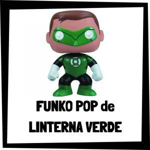 FUNKO POP de Linterna Verde