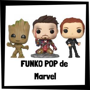 Los mejores FUNKO POP de Marvel - FUNKO POP baratos de los Vengadores - Comprar FUNKO de Marvel de los Vengadores