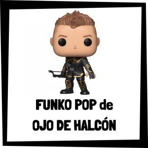 FUNKO POP de Ojo de Halcón
