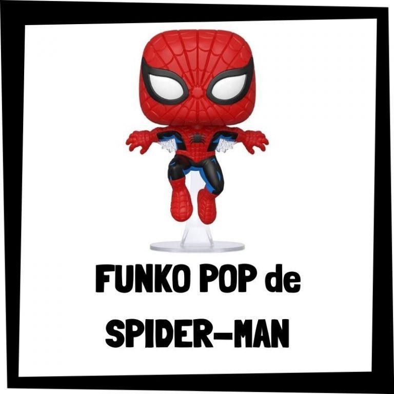 Lee más sobre el artículo FUNKO POP de Spider-man