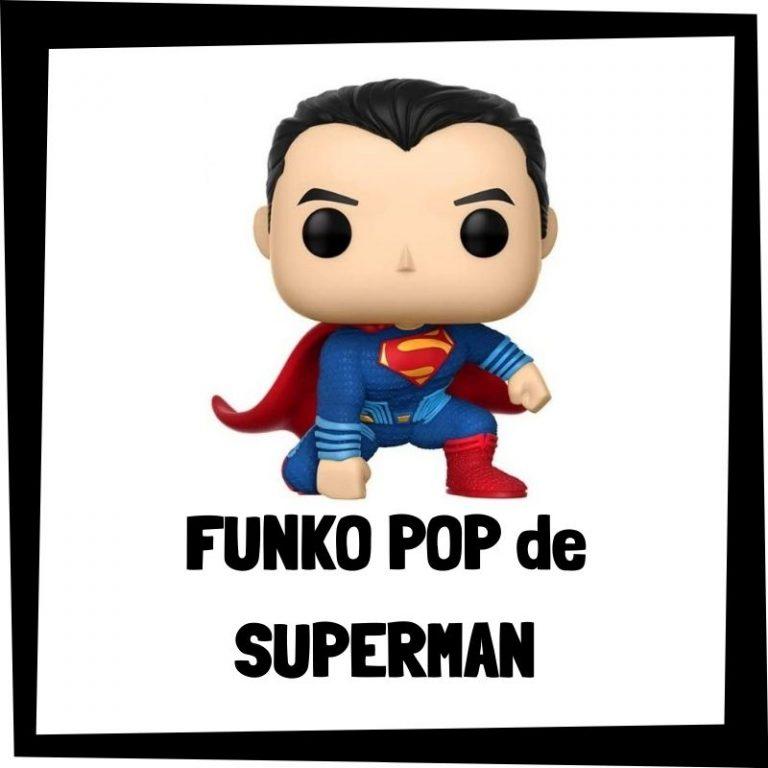 Lee más sobre el artículo FUNKO POP de Superman
