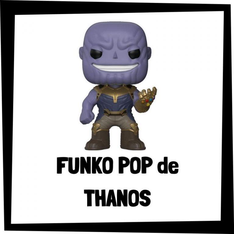 Lee más sobre el artículo FUNKO POP de Thanos