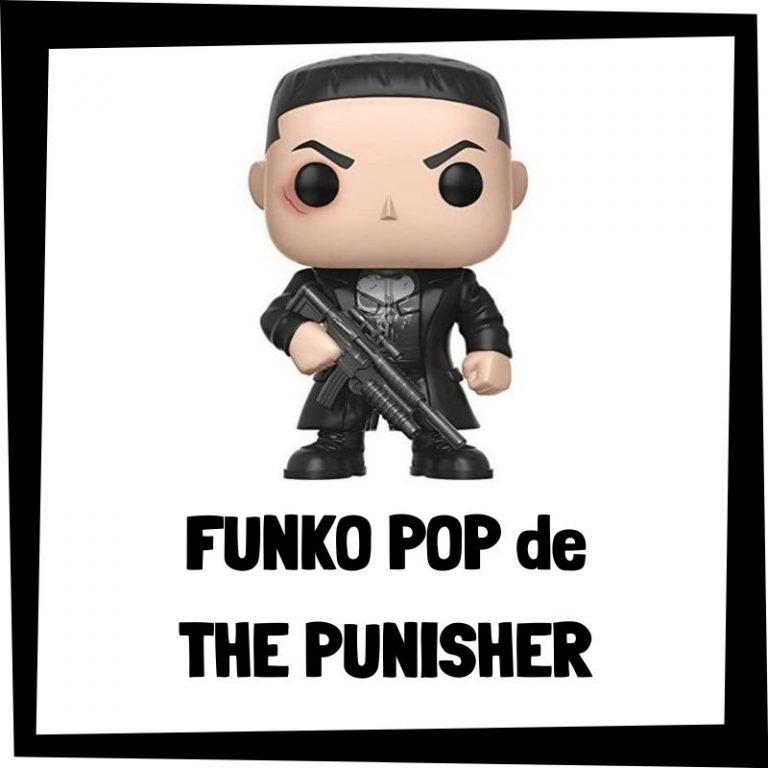Lee más sobre el artículo FUNKO POP de The Punisher