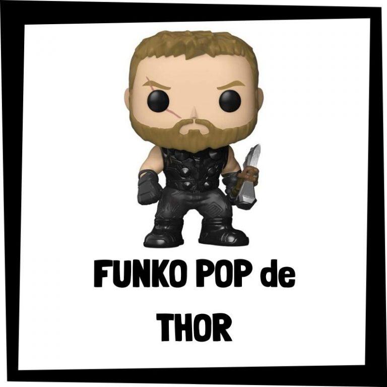 Lee más sobre el artículo FUNKO POP de Thor